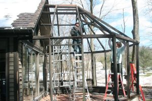The materials, the style and many other factors of building a conservatory can help or hurt the environment.