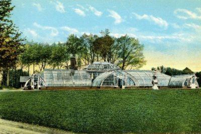 Rhinebeck, NY: Astor Estate Conservatory