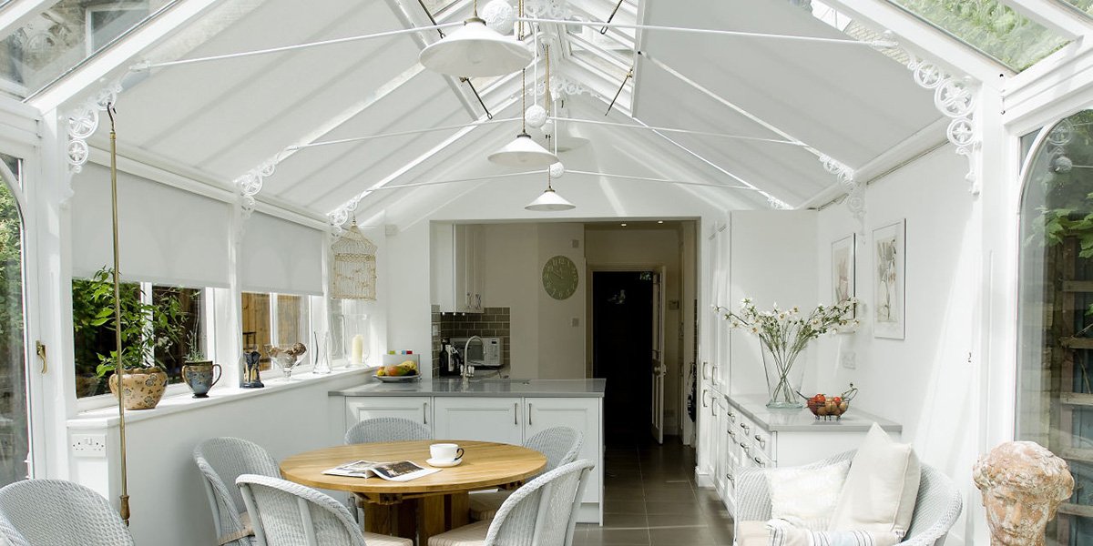 Conservatory Blinds And Shades Craftsmen