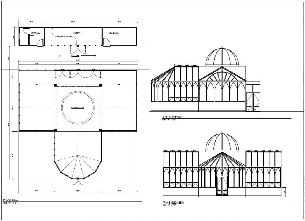 Do i need to hire an architect to design my conservatory for Do i need an architect