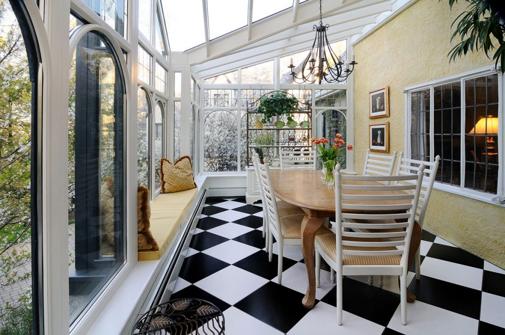 The Best Choices For Conservatory Flooring Conservatory Craftsmen