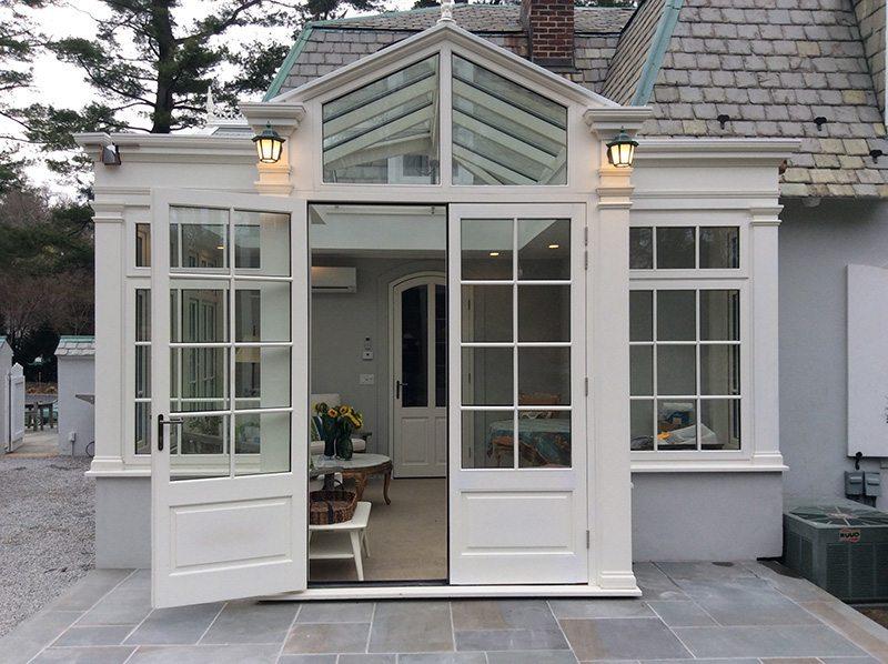 Doors Hinged Or Folded & Door Styles \u2022 Conservatory Craftsmen