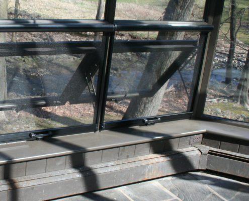 Solar Heat Sink Heating/Cooling