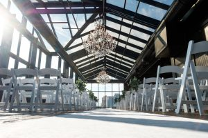 Rooftop Conservatory Event Center - the Standard