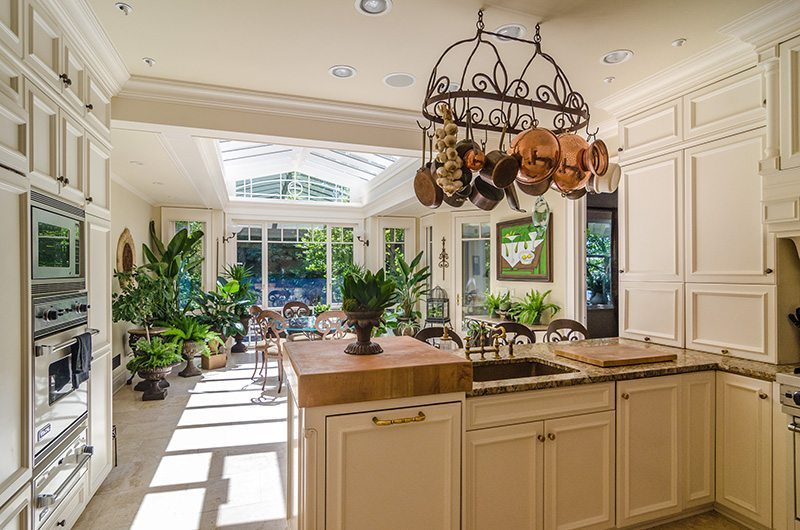 Minnetonka Orangery Kitchen View