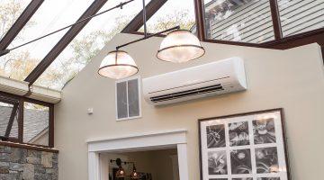 hanging-wall-heating-unit